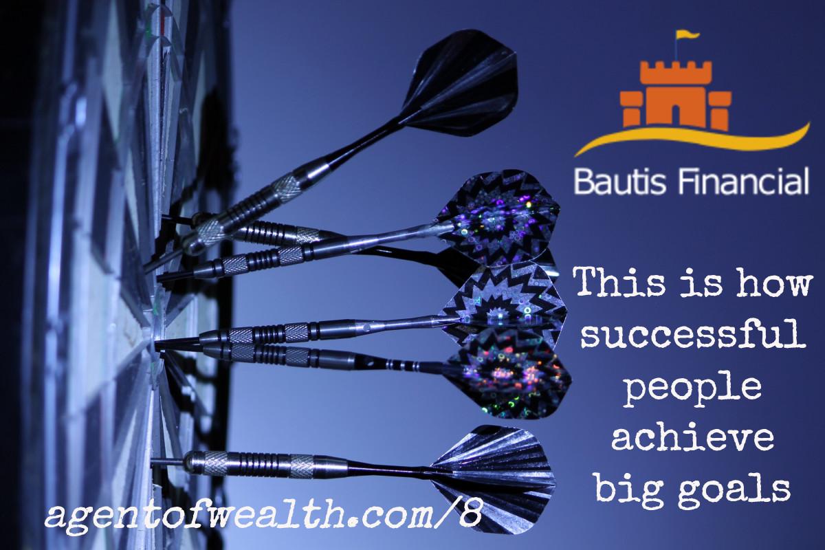 How successful people achieve big goals