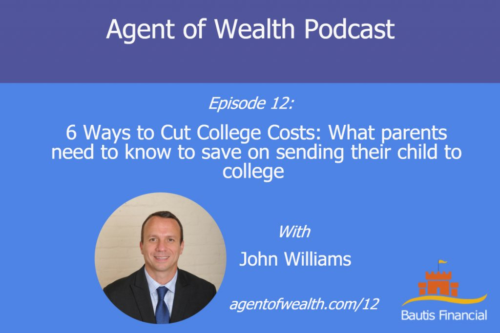 Cutting College Costs With John Williams