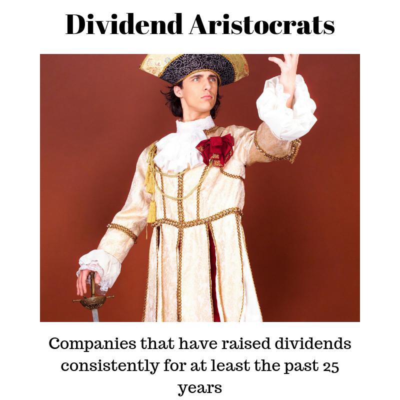 Dividend Aristocrat