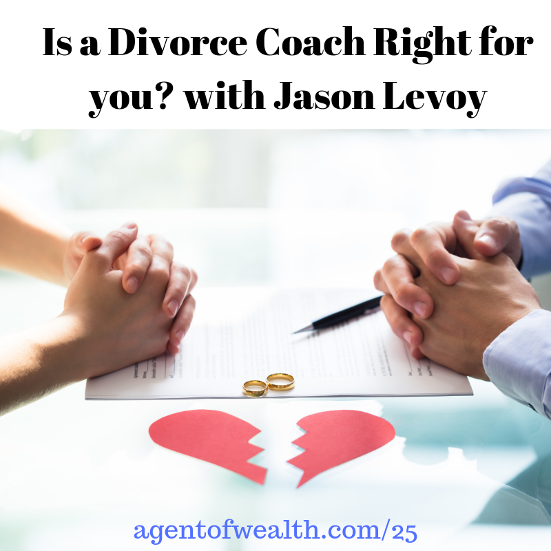 Divorce Coach Jason Levoy