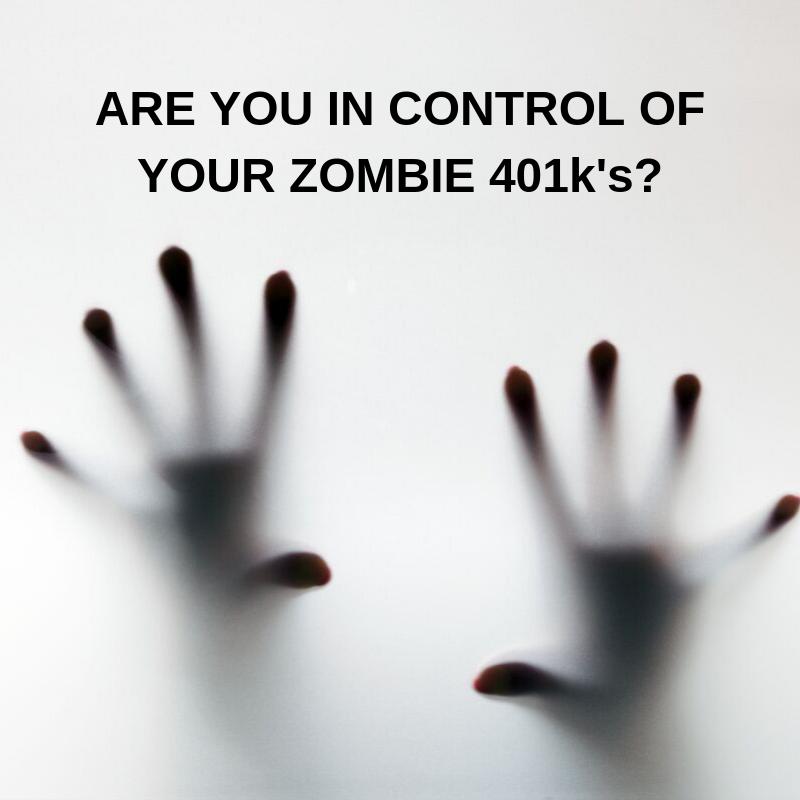 Zombie 401k's