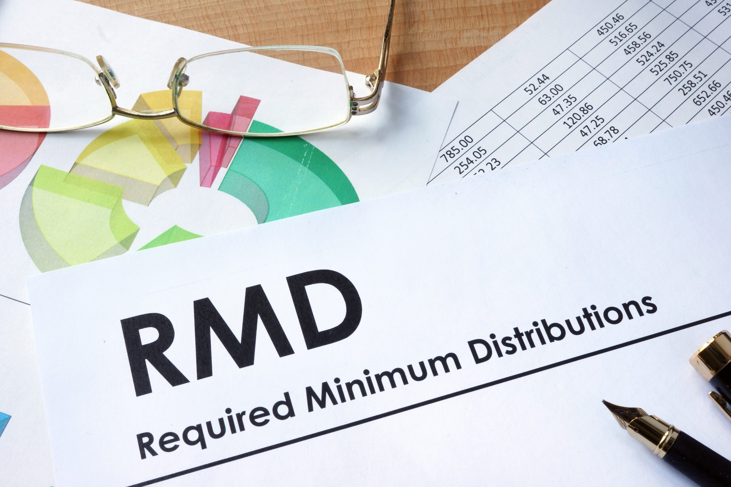 SECURE Act Changes to Required Minimum Distributions