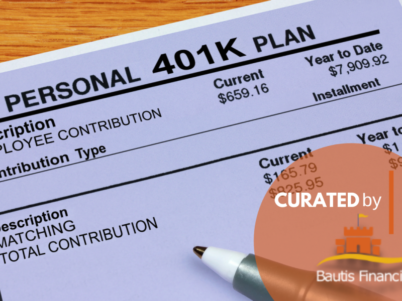 How to Take Distributions From 401(k)
