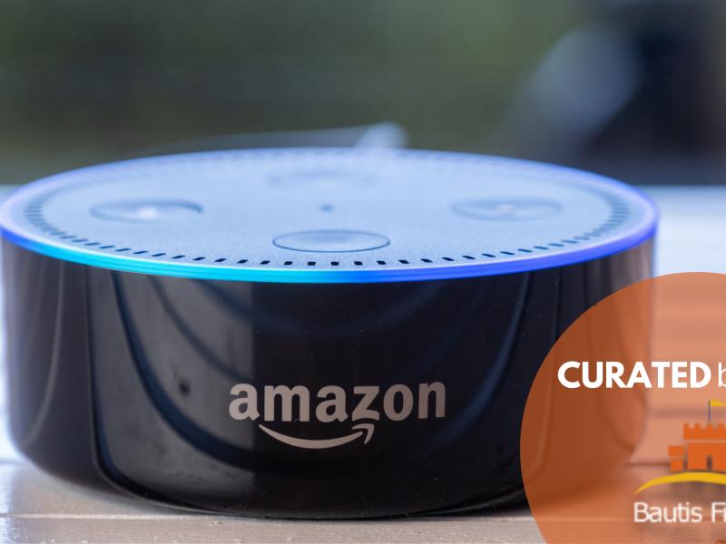 Amazon Alexa Device Daily Flash Briefing