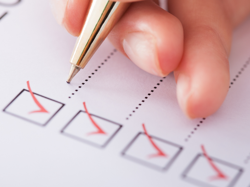 2020 Financial Planning Checklist