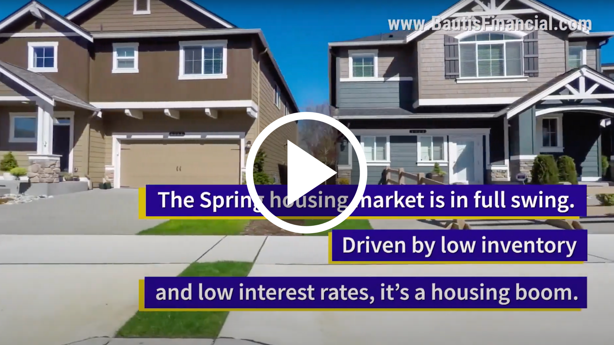 Spring 2021 Housing Market Update