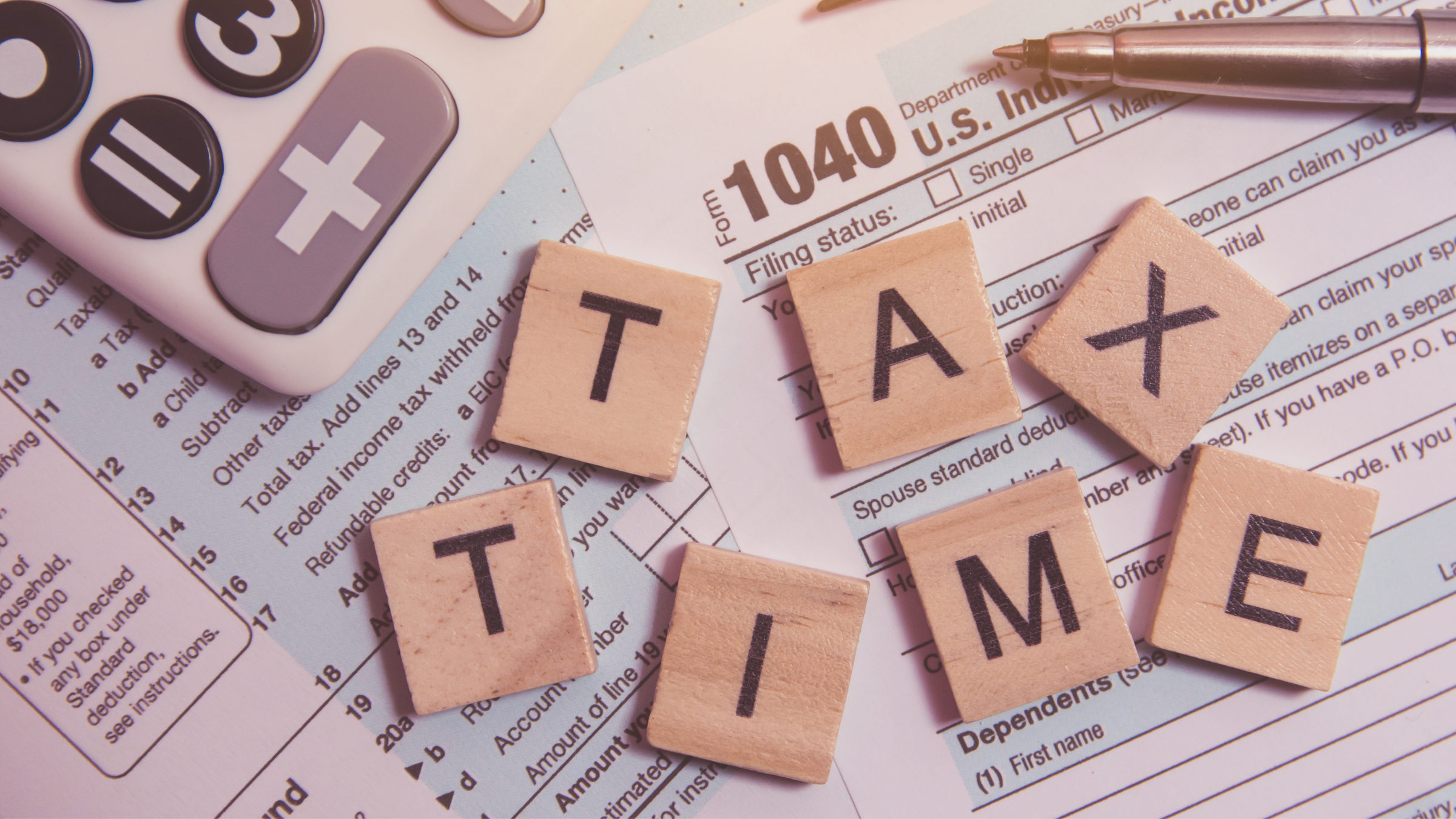 2021 Federal Tax Deadline is Extended to May