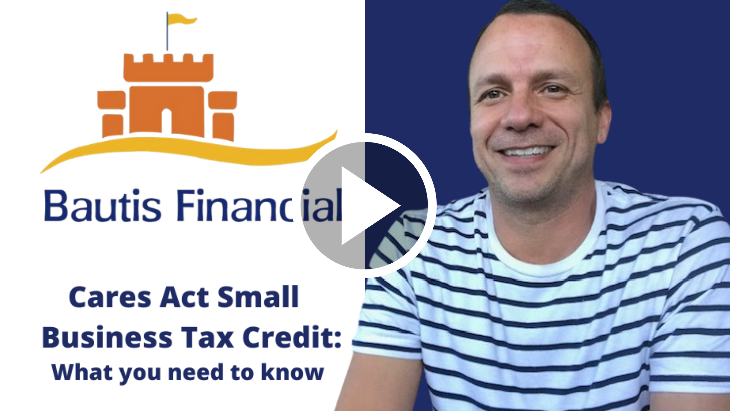 Cares Act Small Business Tax Credit Information