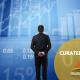 Investor Assessing the Stock Market