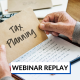 How Tax Planning Changes Through the Four Stages of Retirement