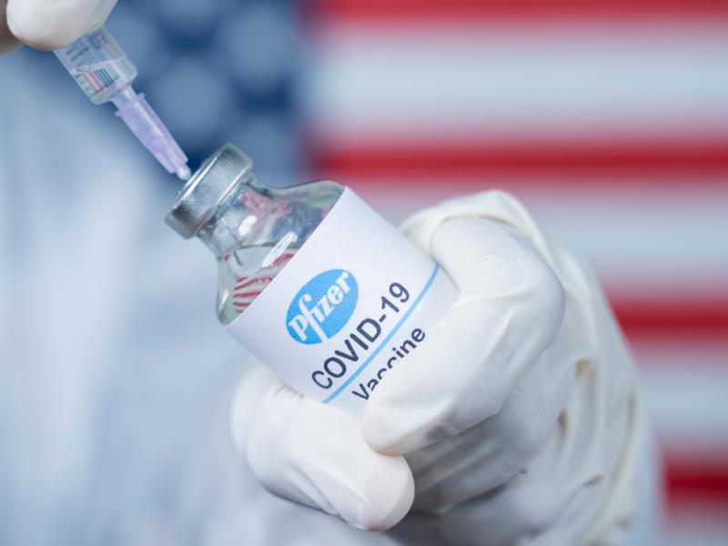 The FDA Approves The Pfizer COVID-19 Vaccine
