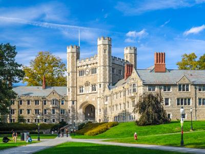 Top 5 National Universities, According to U.S. News & World Report